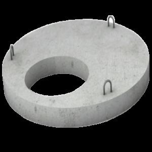 Плита перекриття колодязів ПП 20-1