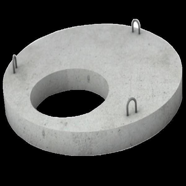 Плита перекрытия колодца ПП 20-1