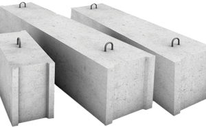 Блок фундаментний ФБС 24.5.6.Т